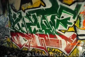 Street Art of San Jose (Homeless Village 12) 11.11.10