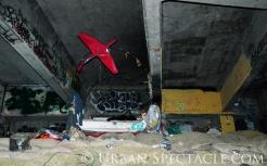 Street Art of San Jose (Homeless Village 13) 11.11.10