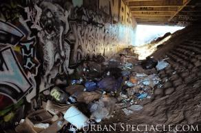 Street Art of San Jose (Homeless Village 14) 11.11.10