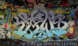 Street Art of San Jose (Homeless Village 4) 11.11.10