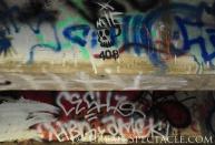 Street Art of San Jose (Homeless Village (408)) 11.11.10