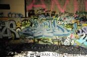 Street Art of San Jose (Homeless Village 5) 11.11.10