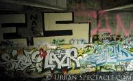 Street Art of San Jose (Homeless Village 8) 11.11.10