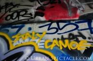 Street Art of San Jose (Homeless Village (Italy)) 11.11.10