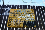 Street Art of San Jose (No Trespassing) 2.10.11