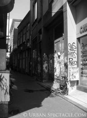Streets of Amsterdam 8.11.09