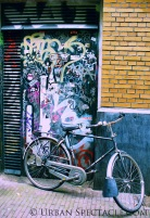 Streets of Amsterdam (Bike and Brick) 8.11.09