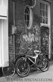 Streets of Amsterdam (Bike & Brick) 8.14.09