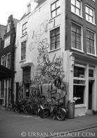 Streets of Amsterdam (Bike & Graffiti 2) 8.14.09
