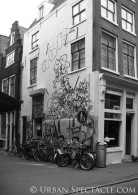 Streets of Amsterdam (Bike & Graffiti 2) 8.14.09