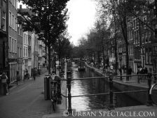 Streets of Amsterdam (Canal) 8.11.09