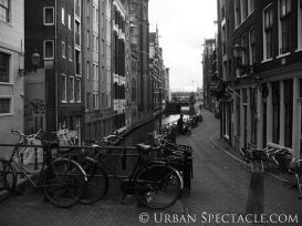 Streets of Amsterdam (Canal & Road) 8.13.09