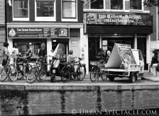 Streets of Amsterdam (Hemp Museum) 8.11.09