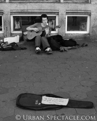 Streets of Amsterdam (Quiet Desperation) 8.12.08