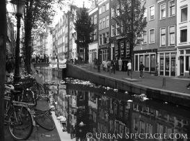 Streets of Amsterdam (Red Light Trash) 8.12.09