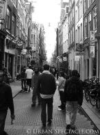 Streets of Amsterdam (Warmoestraat) 8.13.08