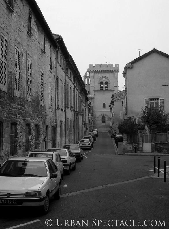 Streets of Avignon