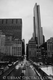 Streets of Chicago (Downtown) 12.27.12