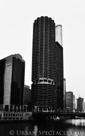 Streets of Chicago (Marina City) 12.30.13