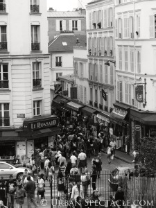 Streets of Paris (Montmartre) 8.16.08