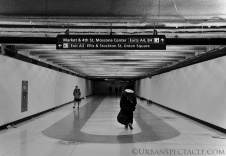 Streets of San Francisco (BART) 1.8.15