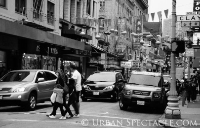 Streets of San Francisco (Chinatown) 8.4.11