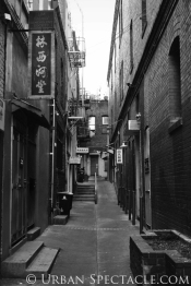Streets of San Francisco (Chinatown Alley) 8.12.13