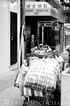 Streets of San Francisco (Chinatown Cart) 8.4.12