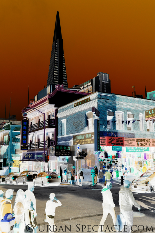 Streets of San Francisco (Future Chinatown) 8.12.13