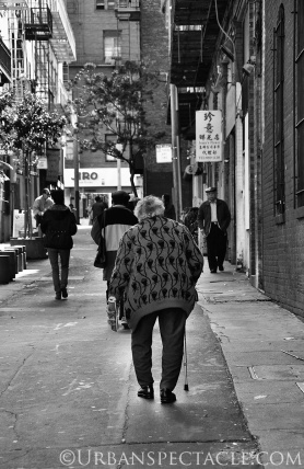 Streets of San Franciso (Chinatown) 2.27.14