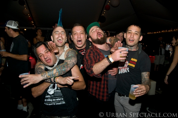 Faces of Punk Rock Bowling 2014