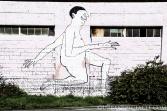 Street Art of Oakland (Man) 1.20.16