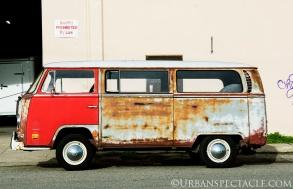 Streets of Oakland (Van) 1.20.16